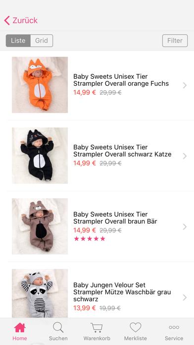 ダウンロード Baby Sweets - süßer Baby Shop -PC用