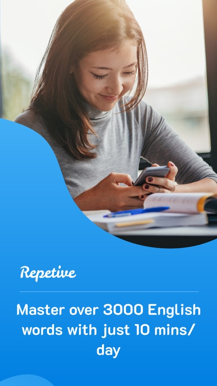 Repetive, Learn English