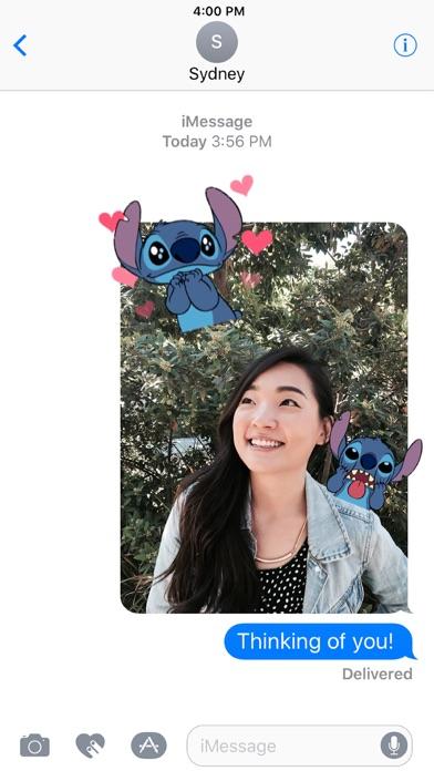 Disney Stickers: Stitch Screenshot