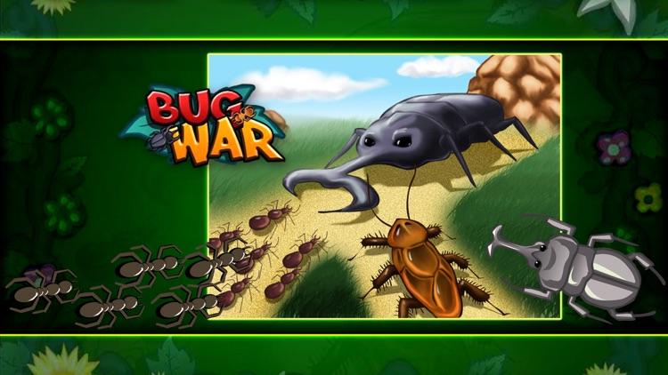 Bug War: Strategy Game screenshot-4