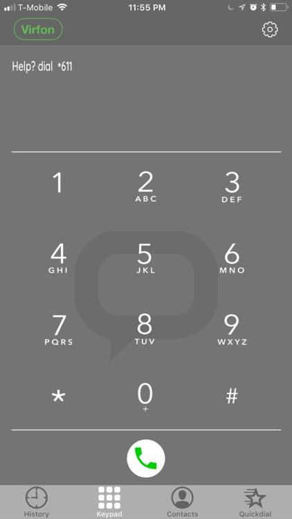 Virfon App