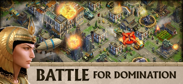 Mod Game DomiNations for iOS