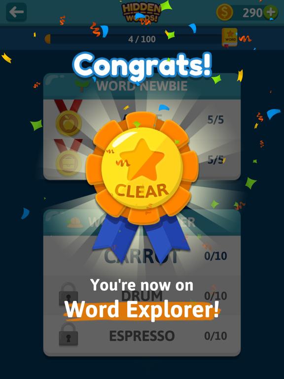 Word Search: Hidden Words screenshot 13