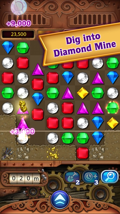 Bejeweled Classic screenshot-4