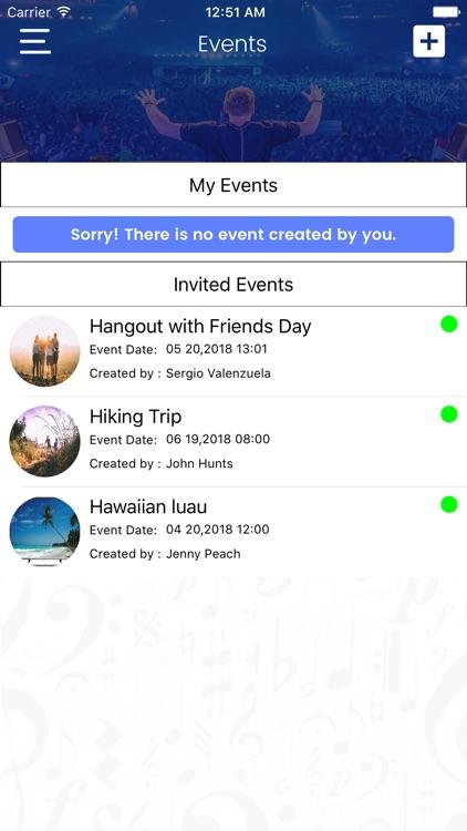 My Inner Circles App