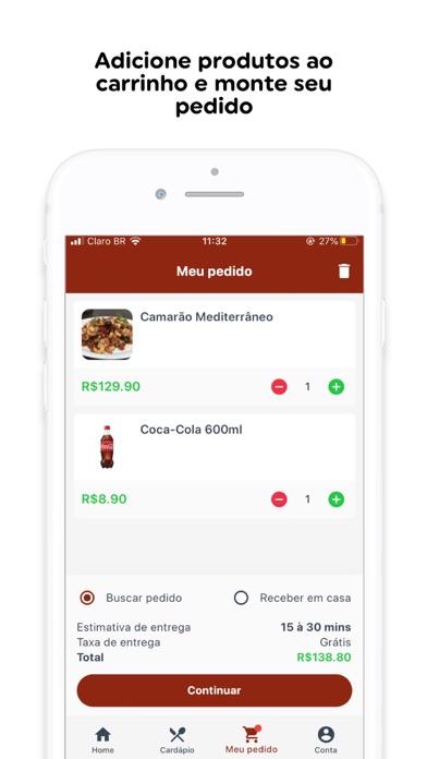 Camarão Manezinho screenshot 4