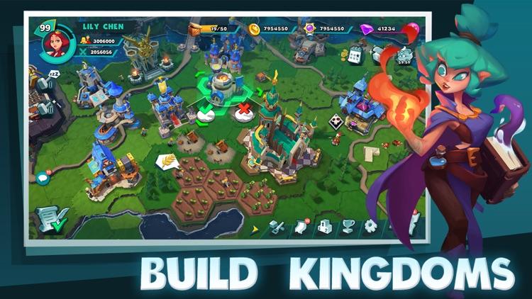 Brave Conquest screenshot-3