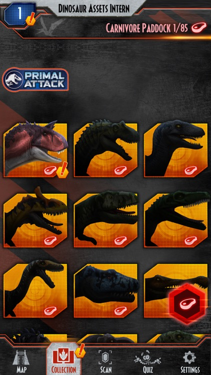 Jurassic World Facts screenshot-5