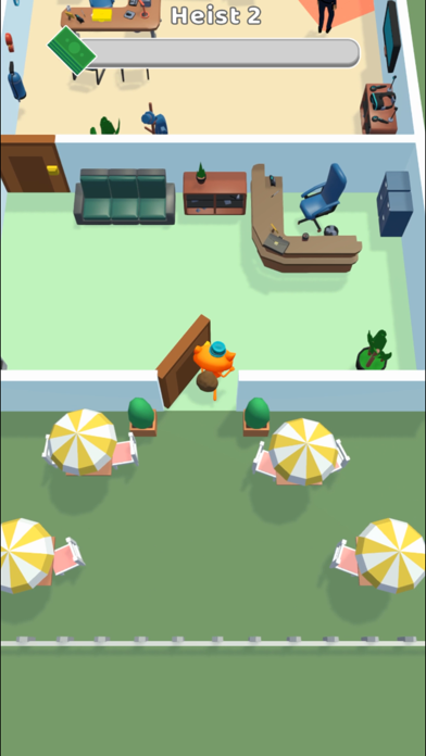The Cat Burglar screenshot 2