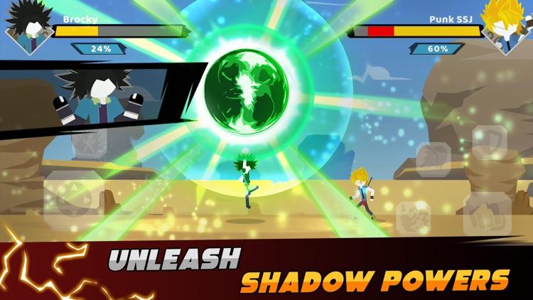 Stick Shadow: Fight screenshot-3