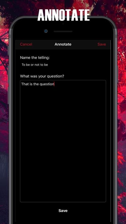 Satanic Tarot for the damned screenshot-7