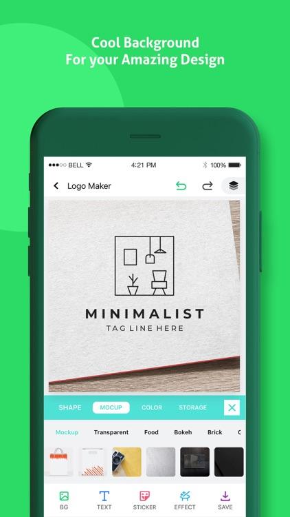 Logo Maker - Logo Creator screenshot-5
