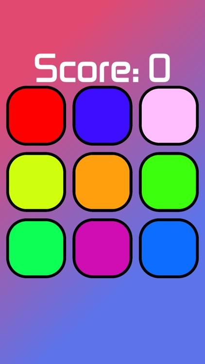 Recolor - The Memory Game screenshot-4