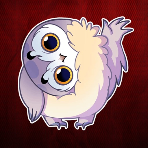 Phil The Owl Stickers HD