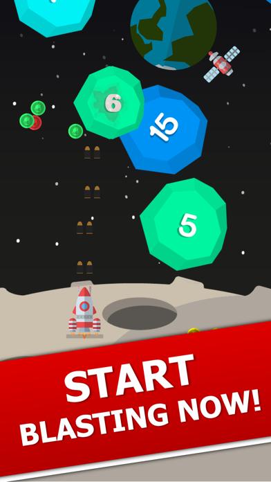 Jump Ball Blaster screenshot 2