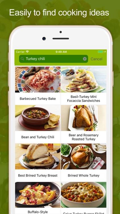 Fridge Food - Easy Cooking screenshot-6