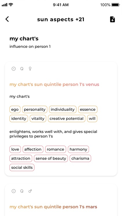 Charts Astrology screenshot-7
