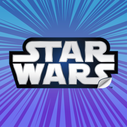 Ícone do app Star Wars Stickers: 40th Anniv