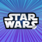 App Icon for Star Wars Stickers: 40th Anniv App in United States IOS App Store