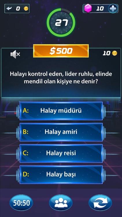 Milyoner 2020 Bilgi Yarışması screenshot-3