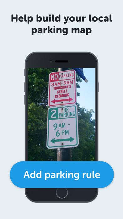 SpotAngels Parking Map & Deals Screenshot
