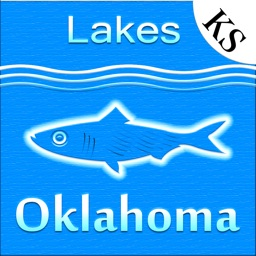 Oklahoma-Kansas: Lakes, Fishes