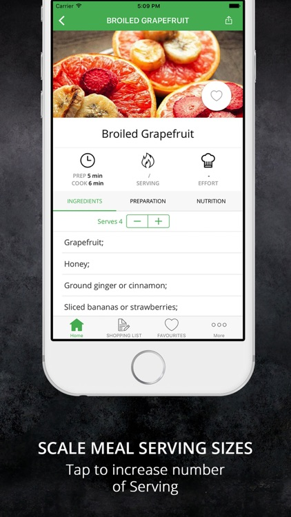 Paleo Diet Recipes & Meal Plan screenshot-3