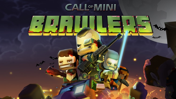 Call of Mini™ Brawlers screenshot-0