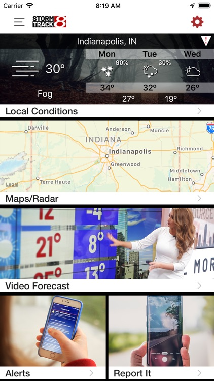 WISH-TV Weather