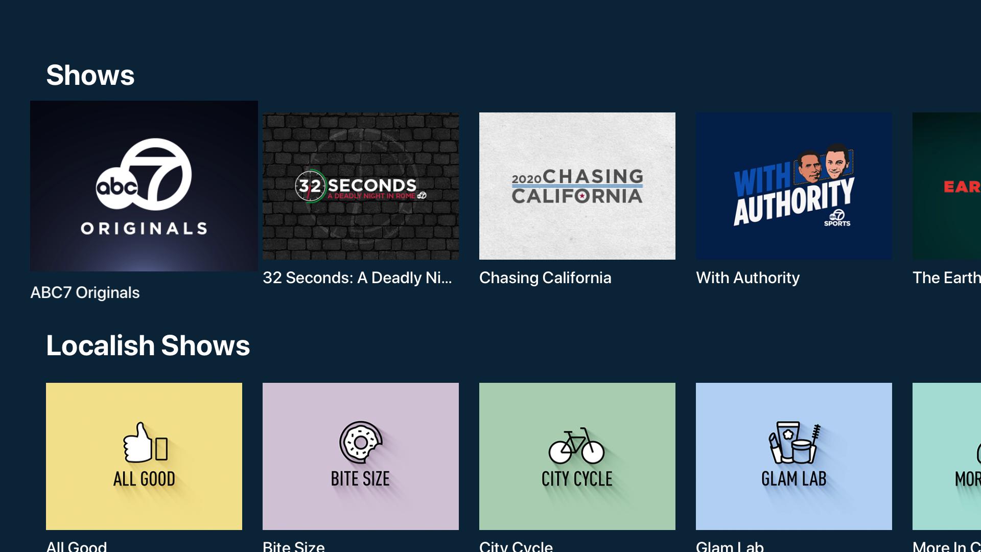 ABC7 Bay Area screenshot 17