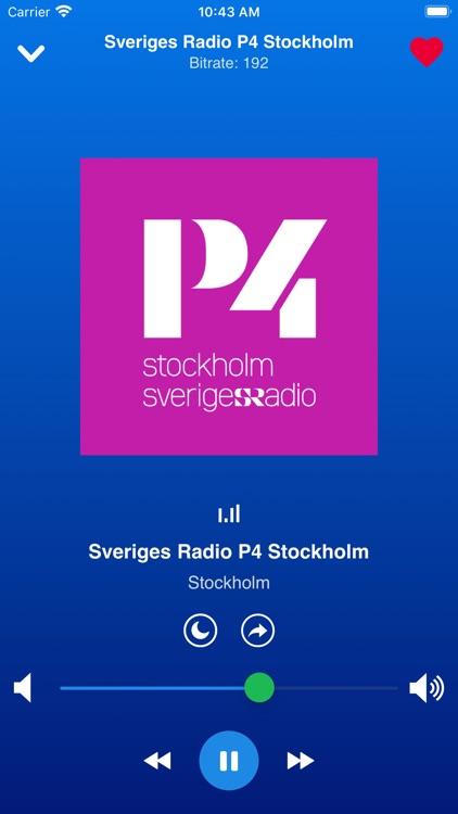 Sweden Radio Stations