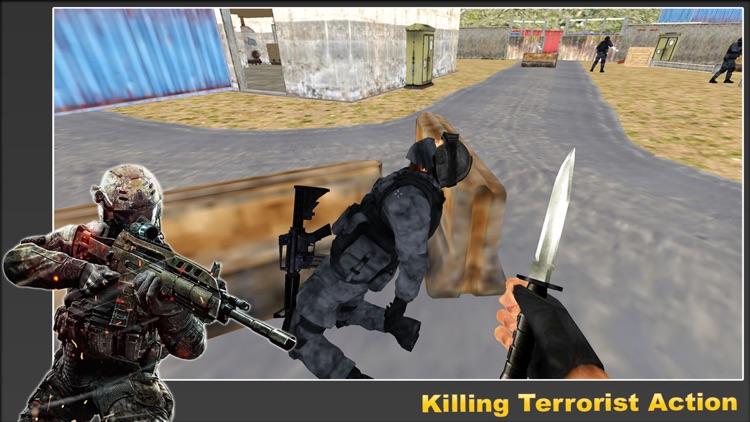 Commando strike Gun Shooter screenshot-4
