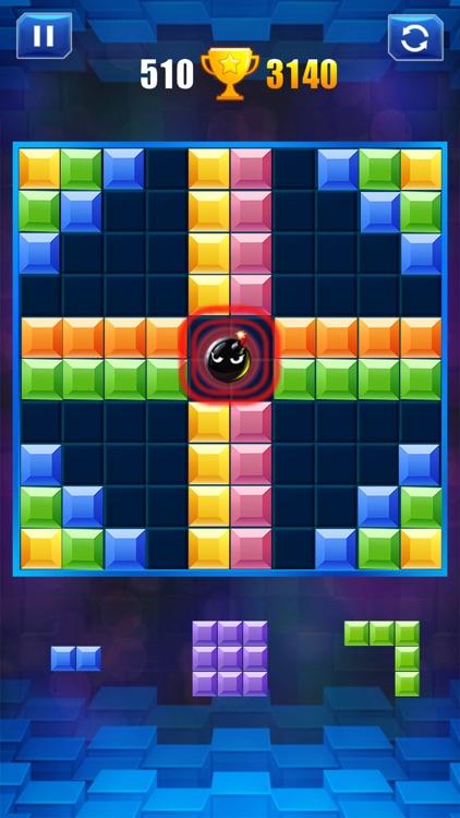 Block Puzzle: Fun Puzzle Game screenshot-3