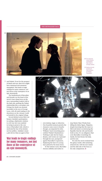 Star Wars Insider screenshot