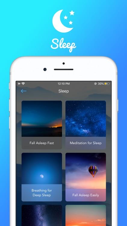 MindU- Meditation & Sleep App screenshot-9