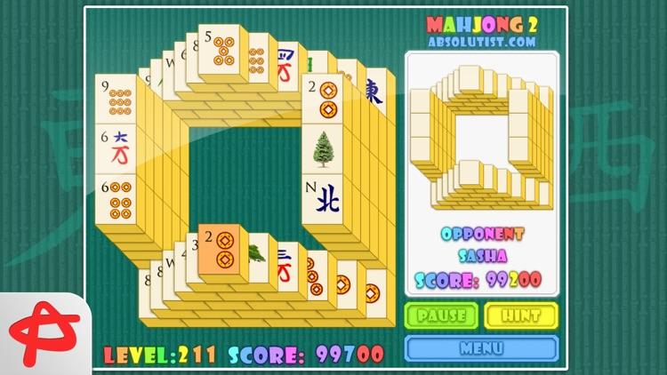 Mahjong 2: Hidden Tiles