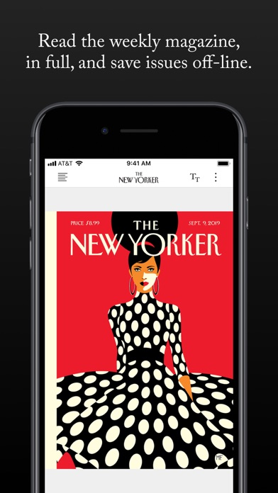 Nyer Print Edition review screenshots