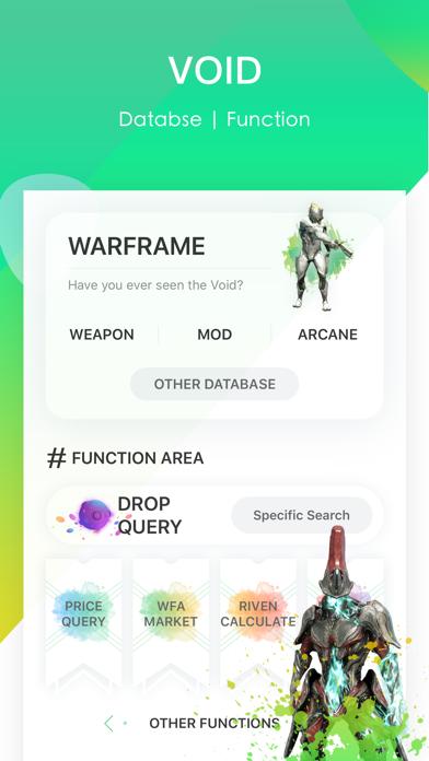 WF Lotus - WarframeGame screenshot1