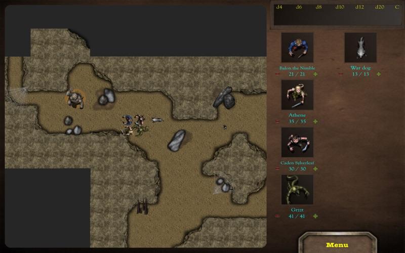 Random Dungeon Generator 5e for Mac