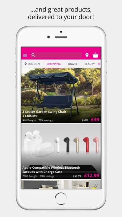Wowcher - Deals & Vouchers screenshot three