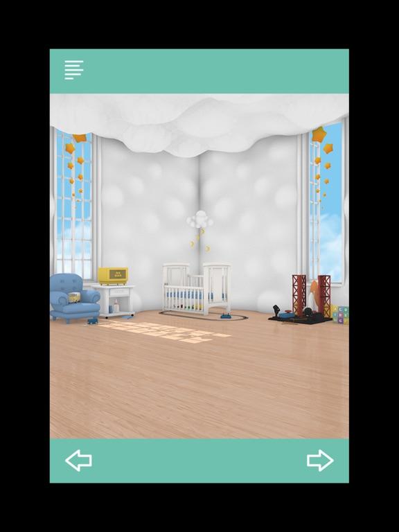 脱出ゲーム Baby 雲より上のプカプカハウスのおすすめ画像3