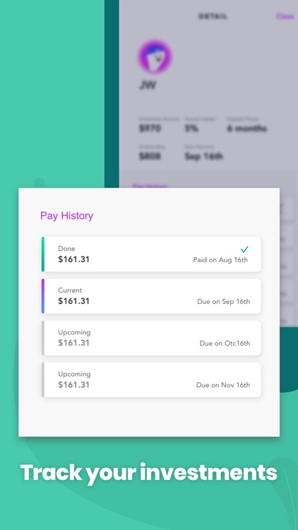 Lenme: Investing and Borrowing screenshot-9