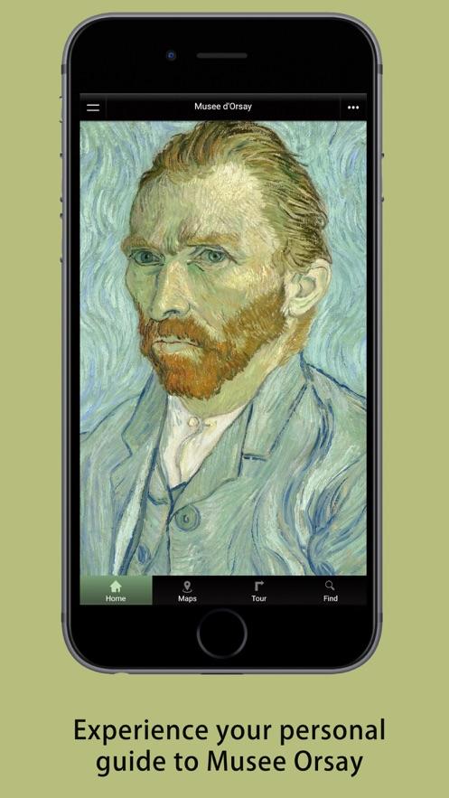 Orsay Museum Full Edition App 截图