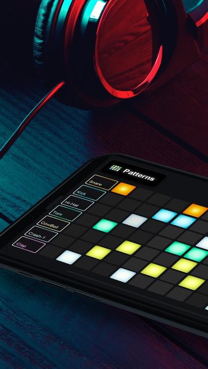 Groove Drum Machine screenshot-0