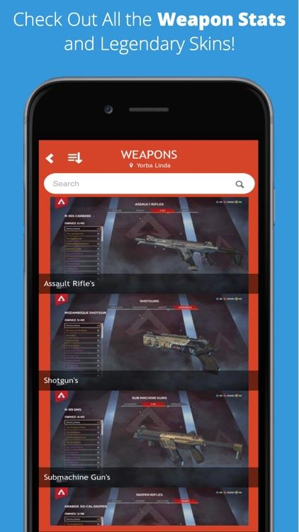 Companion for APEX LEGENDS! screenshot-7