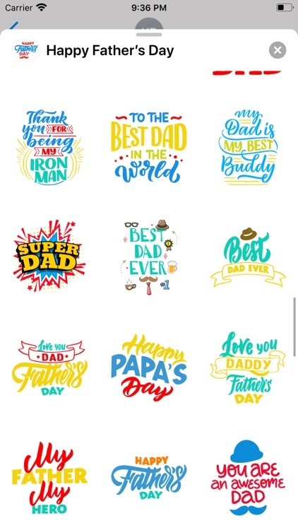 Happy Father's Day * screenshot-6