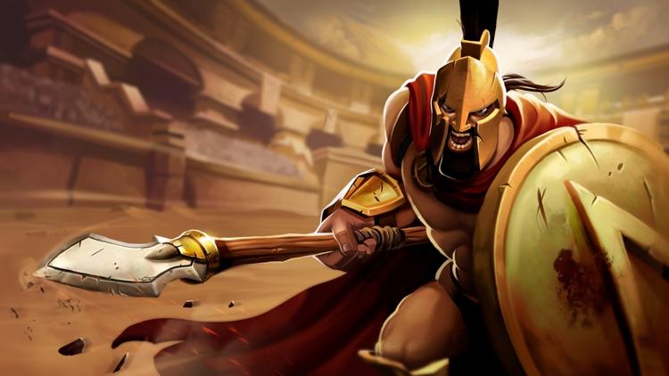 Strategy Games: Gladiator Hero screenshot-4