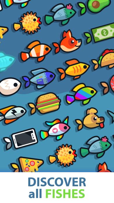 Idle Fish Aquarium screenshot 1