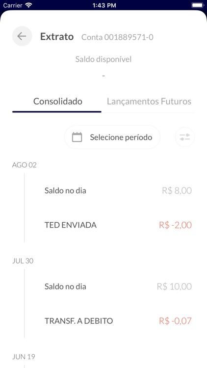 Conta IGanhe - Pagar Contas screenshot-3