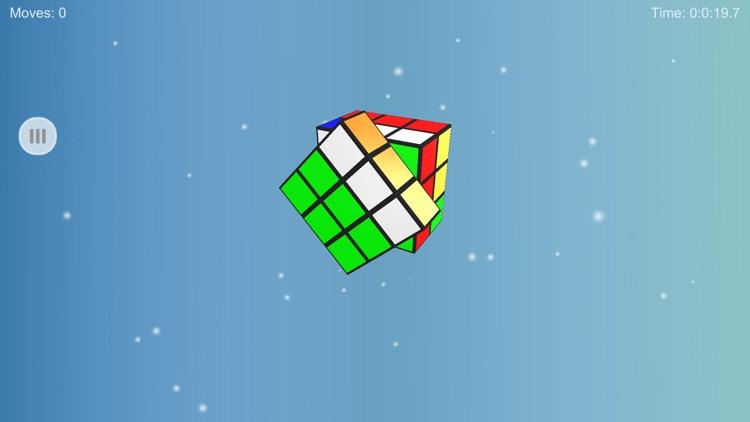 Rubies Cube 3D Puzzle screenshot-3